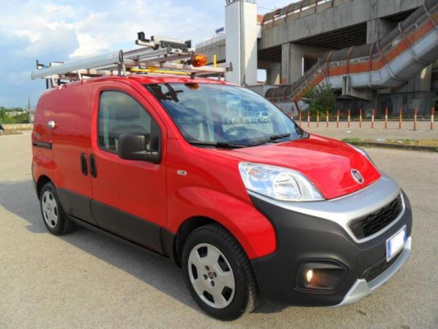 FIAT FIORINO NEW 1.3 Mjet II EURO6 95CV ALLESTITO 2018