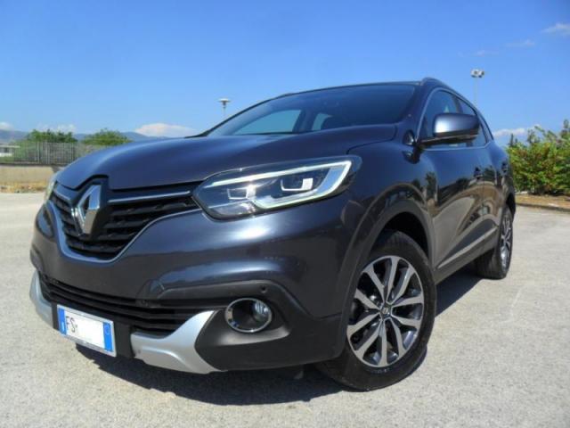 Renault Kadjar 1.5 dci 110cv EDC