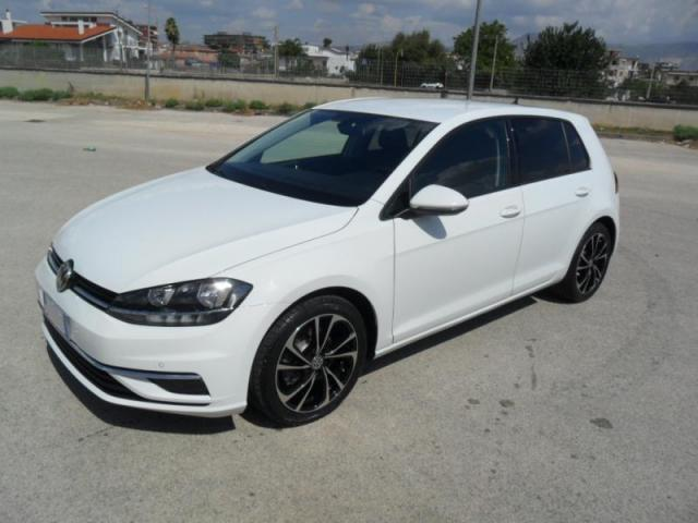 Volkswagen Golf 1.6 tdi 115cv EXECUTIVE del 2019