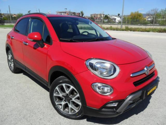 Fiat 500x City Cross 1.3 Mjet 95cv del 2018