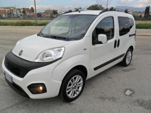 Fiat Qubo New Lounge 1.4 metano fine 2019