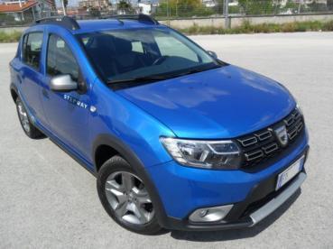 Dacia Sandero STEPWAY 1.5 dci 95cv E6 del 2019